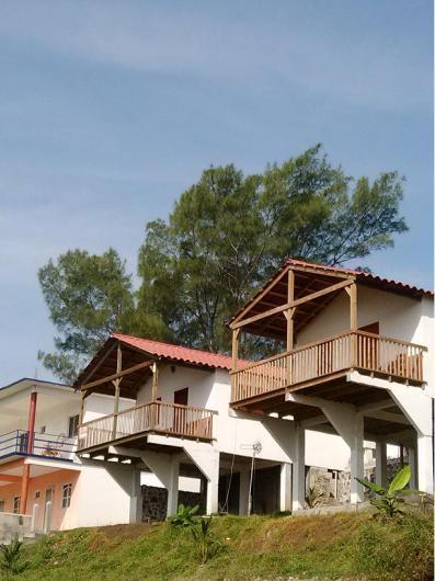 Caba as playa villa rica en actopan tel fono y m s info - Cabanas en la playa ...
