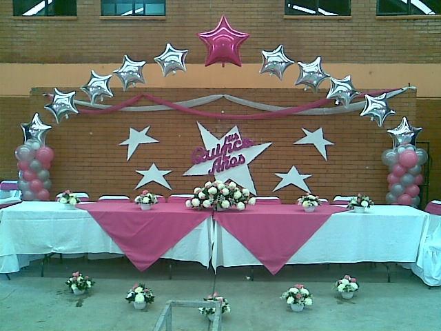 Arsedi decoraciones con globos en ixtapaluca tel fono y for Decoracion con globos salones