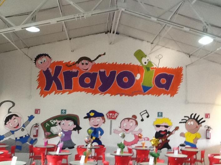 Salon de fiestas infantiles krayola en cuautitlan izcalli for Acropolis salon de fiestas
