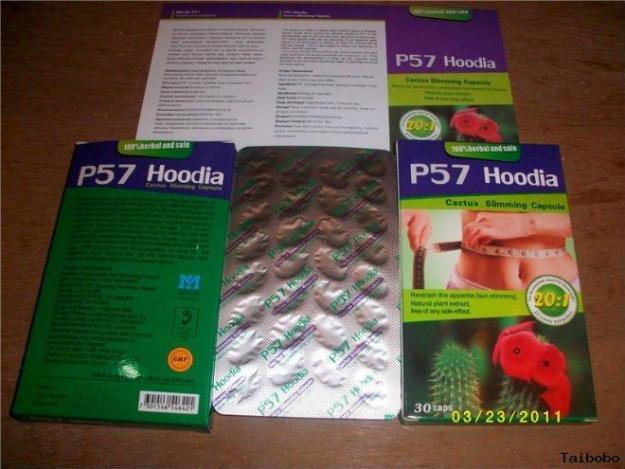 P57 hoodia comentarios / Efectos secundarios del