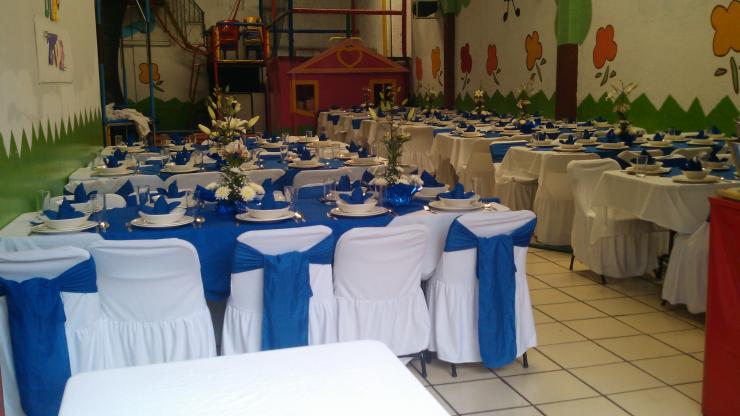 Salon de fiestas garabatos en venustiano carranza for Salones economicos