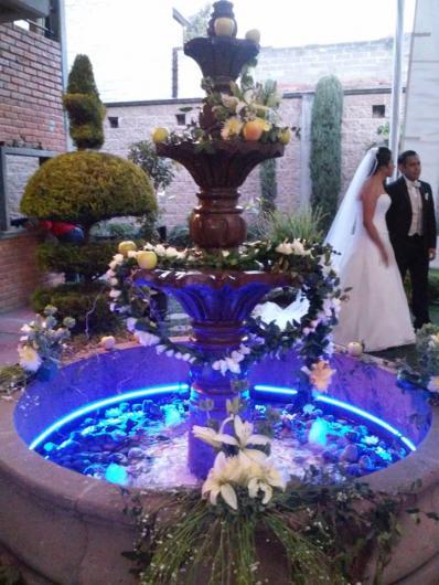 Jardin de fiestas jasmin en xochimilco tel fono y m s info for Jardines pequenos para eventos df