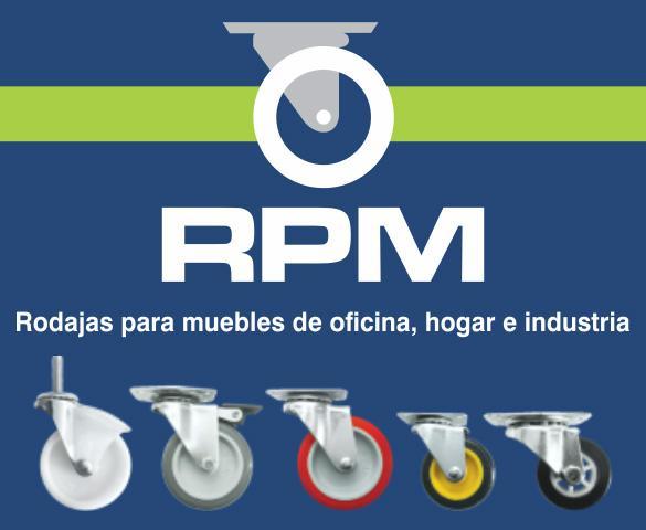 Rodajas Y Productos Metalicos S A De C V Ruedas Y