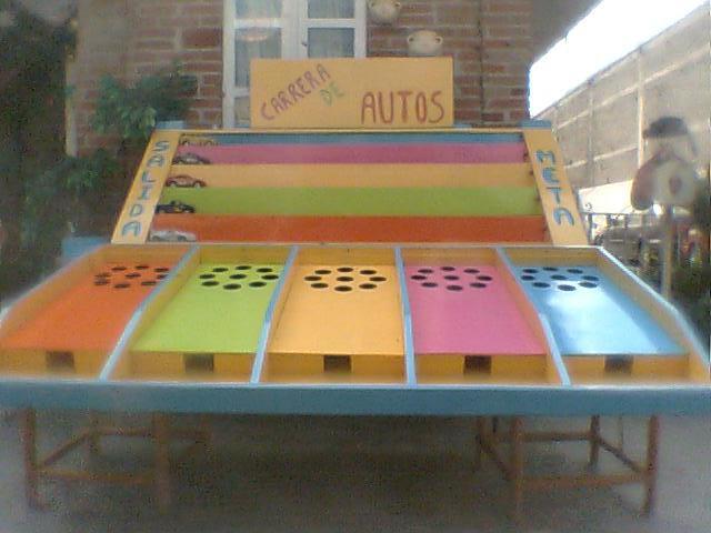 Fabricacion De Juegos Infantiles Tipo Kermesse En Azcapotzalco
