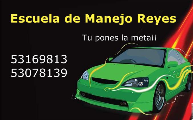 Escuela De Manejo Reyes Mexico En Miguel Hidalgo Tel 233 Fono
