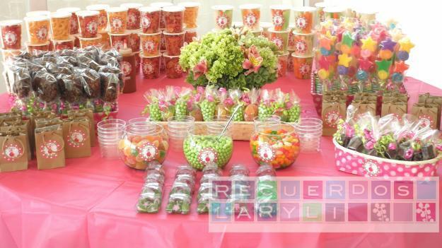 Mesas de dulces para eventos en SALTILLO - Guía México