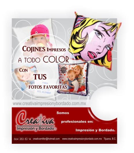 Creativa Impresion y Bordado en Tijuana. Teléfono y más info. 5cdaa4a1e8d38