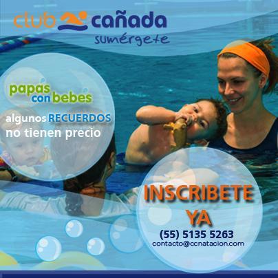 Club ca ada natacion en alvaro obregon tel fono y m s info for Clases de natacion df
