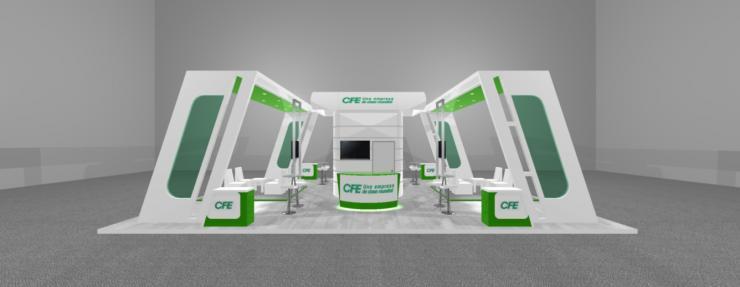 Custom Expo Stands : Espacios creativos en tultitlan teléfono y más info