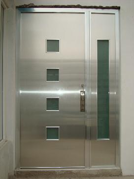 Portones automaticos mar t xalapa en xalapa tel fono y for Puertas interiores de aluminio y cristal