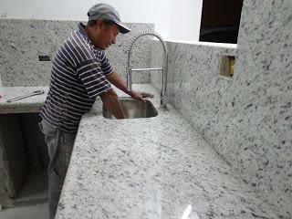 Tableros cocina granito marmol peru en benito juarez - Encimeras de marmol para cocinas ...