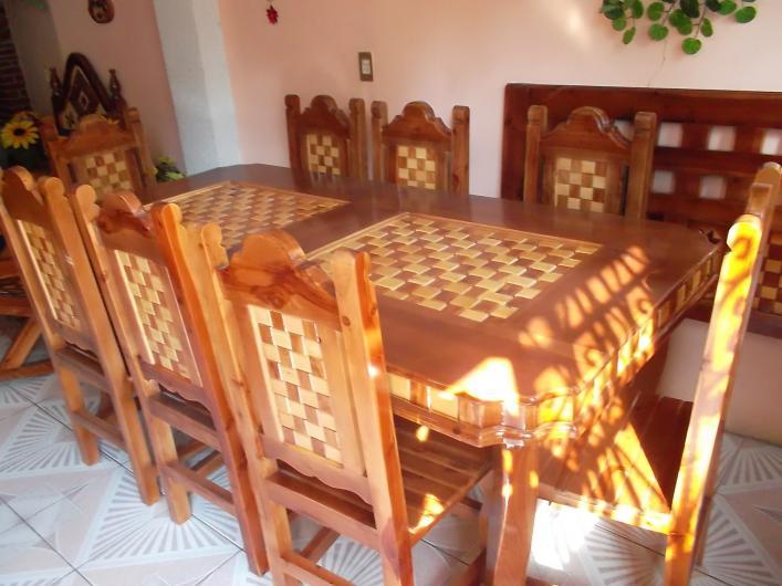 Image gallery muebles coloniales - Muebles rusticos mexicanos ...
