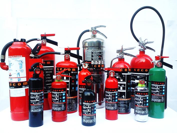 extintores secom s de rl de cv en xochimilco  tel u00e9fono y