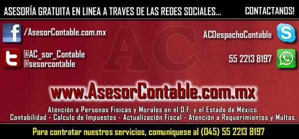 AC Despacho Contable En ZUMPANGO. Teléfono Y Más Info