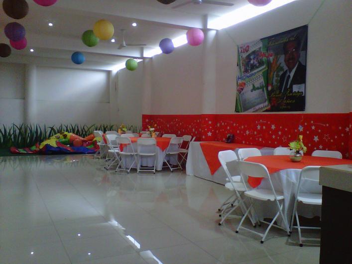 Salon Jardin Orizaba Veracruz