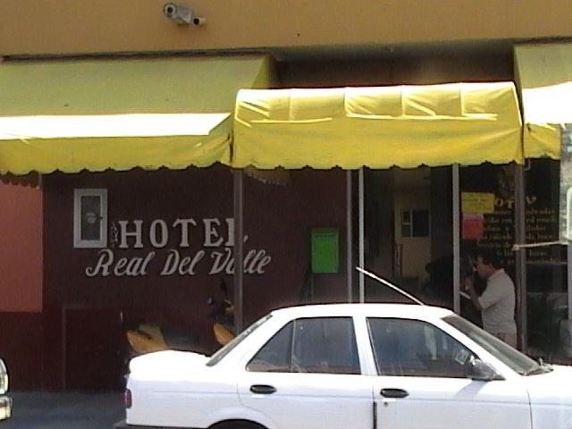 hotel real en santiago:
