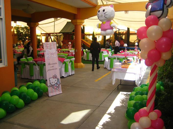 Chikids jardin de eventos infantiles en cuautitlan for Jardines pequenos para eventos df