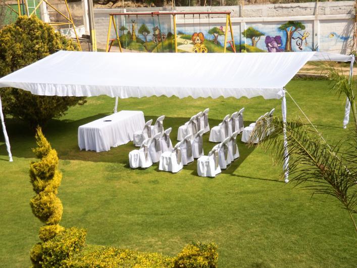 Salon Jardin Casa De Piedra Cuautitlan Izcalli En