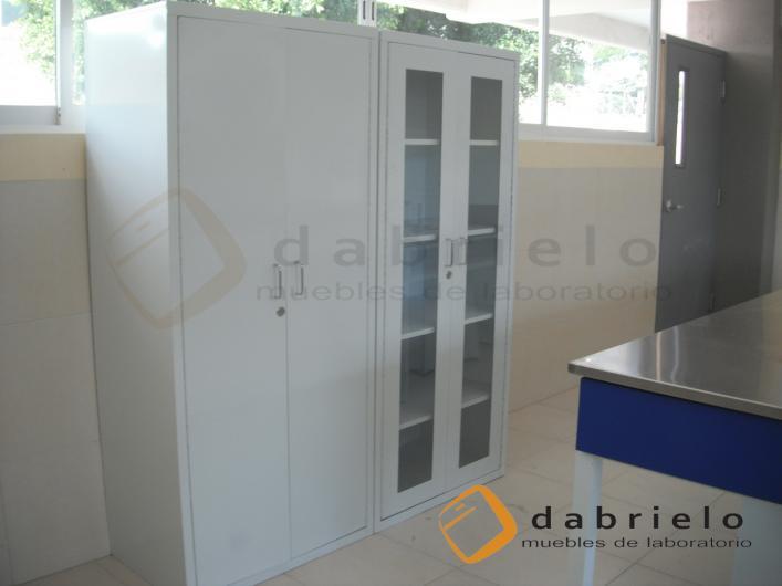 Dabrielo Muebles para Laboratorio en Guadalajara. Teléfono y más info.