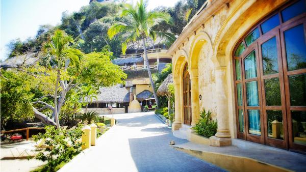 Hotel villa amor sayulita en bahia de banderas tel fono y for Villas sayulita