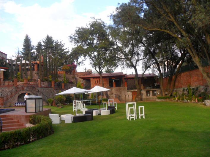 Hacienda de la condesa jardin de eventos en atizapan for Jardines de la hacienda