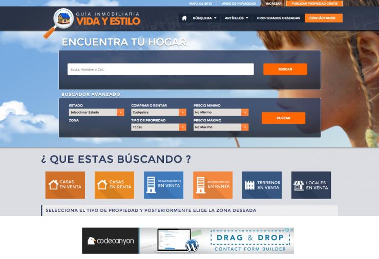 La gu a inmobiliaria vida y estilo en santiago de for Guia inmobiliaria