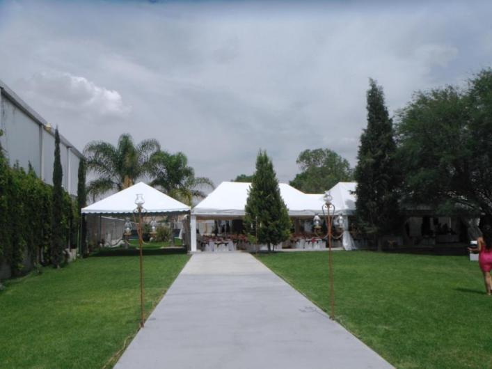 Quinta san joaquin jardin de eventos los cascabeles en for Jardin villa ale aguascalientes