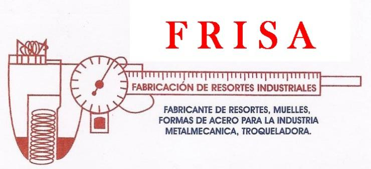 Frisa fabricacion de resortes industriales - Accesorios y resortes ...