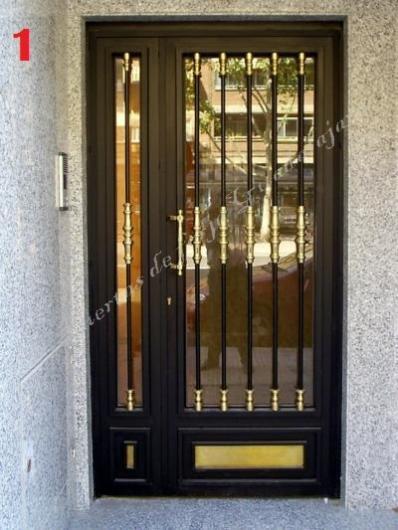 Puertas de forja en reynosa tel fono y m s info for Puertas correderas de forja
