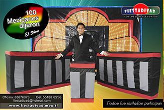 100 Mexicanos Dijeron El Show En Mexico City Telefono Y Mas Info