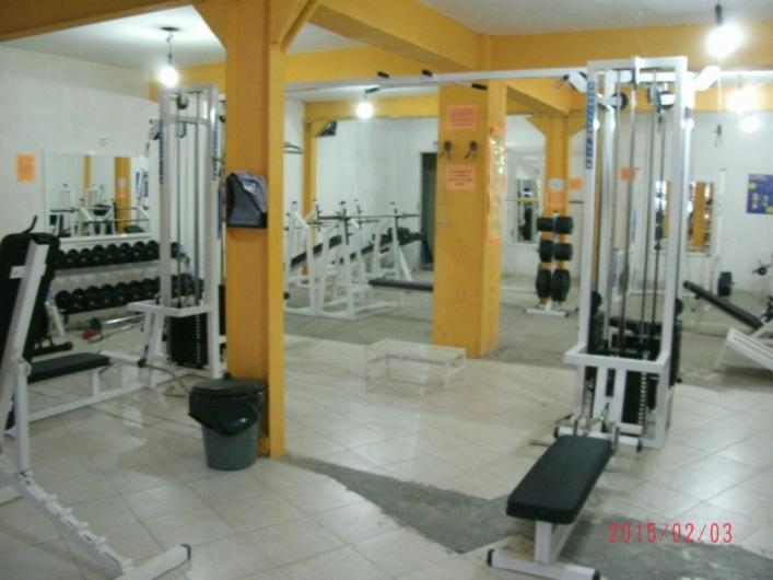Fabricaci n de equipo profesional para gimnasio zorrilla for Aparatos para gimnasio