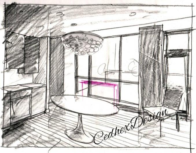 Cedhex design dise o de interiores en mexico city for Diseno de interiores mexico