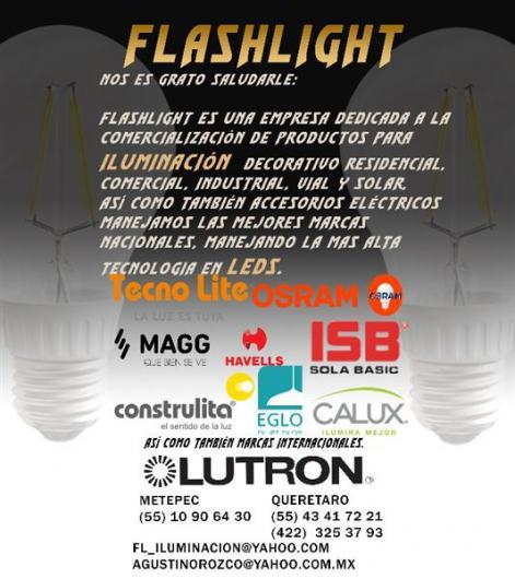 Flashlight Iluminacion En Santiago De Queretaro Tel Fono