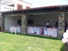 Terraza Jardin Las Herraduras Salon De Eventos En San