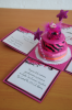 Invitaciones Tiny Crafts